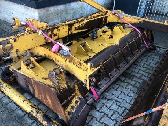Caterpillar D6T SU blade + arms group D6 blade D6 lame schild