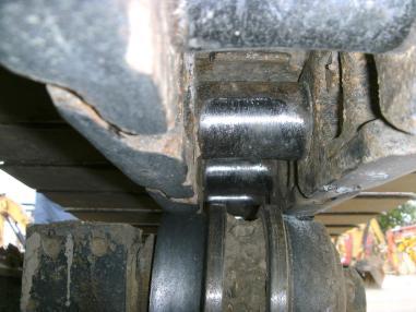 Kettenbagger - Hyundai Robex 140 LC7