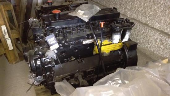 1006-6T Komatsu Motor Perkins PC210-5/PC240-5