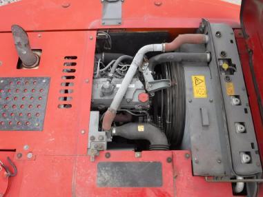Kettenbagger - Hitachi ZX210