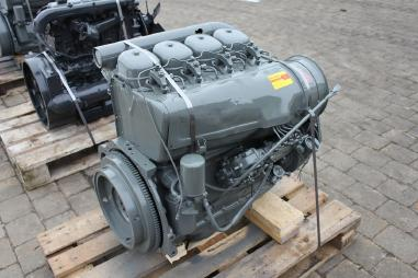 Diesel Motor - Deutz F 4 L 812