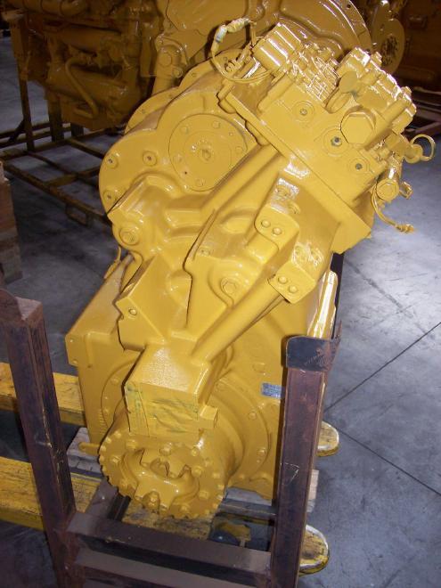 Caterpillar 928F IT28F        TRASMISSIONE