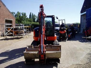 Mini excavator - Kubota U48-4