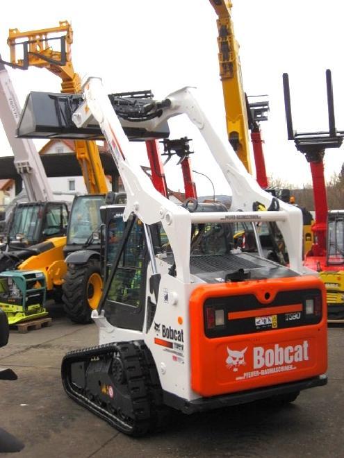 Bobcat Kettenlader BOBCAT T 590 ** vgl. T 190 250 **