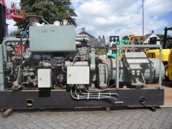 AVK 250 KVA