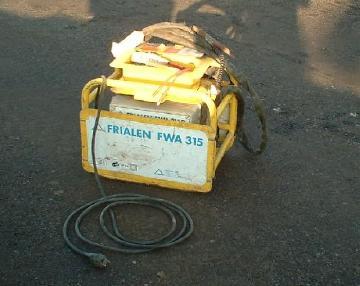 Technika spawalnicza - Frialen FRIALEN FWA 315-E PE Schweißgerät