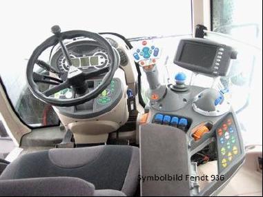 Трактор - Fendt 936 Vario Profi