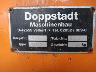 Газонокосилка - Doppstadt DRW 120