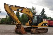 Caterpillar CATERPILLAR 320 DL  SERVICE CAT * PERFECT * 2009 *