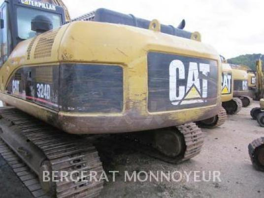 Escavatore cingolato - Caterpillar 324D