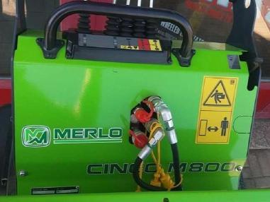 机动翻斗车 - Merlo M 800