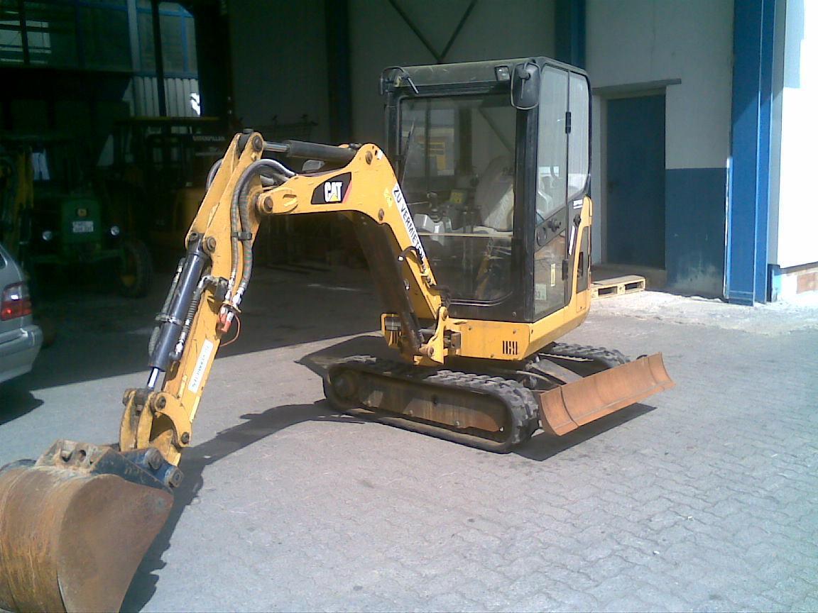 Mini excavator - Caterpillar 301.8C