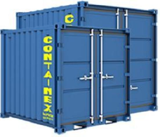 Containex 10' Materialcontainer