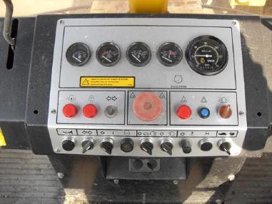 Compactador de zanja - Dynapac CS 141