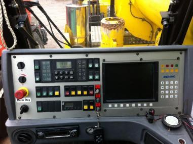 Siirrettävä nosturi - Terex-Demag AC 100  50,2 m +17,1 two hooks, two winches