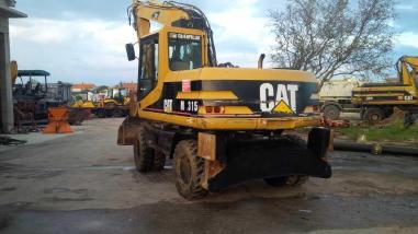 Excavator mobil - Caterpillar M 315