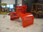 ACDE S-1900D / 1900 kg /  25 t.-38 t.