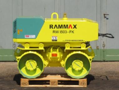Grabenwalze - Rammax Grabenwalze RAMMAX RW 1503 FK - 2007