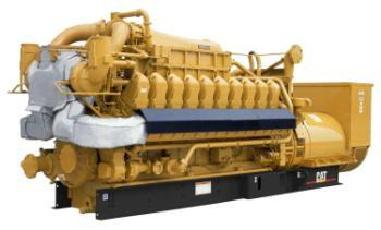 Power system - Caterpillar G3520B