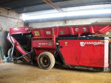 Измельчение - Hammel VB650D