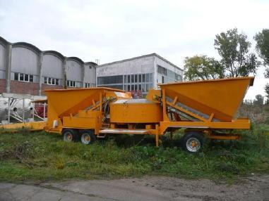 mobile Betonmischanlage - Sonstige mobile Betonmischanlage