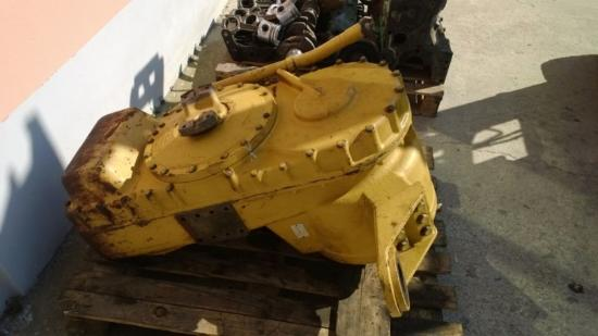 Caterpillar 735 AWR00399 TRANSFER REVISIONATO MATRICOLA