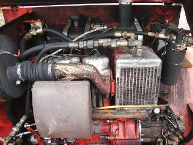 Încărcător pe pneuri - O&K L4-1 Radlader 4t wheelloader 5000h
