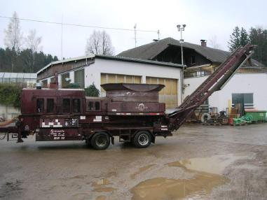 Crushing unit - Duratech HD 10 EC
