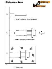 Принадлежности - Maier Abschalhülse DW 15