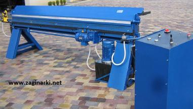 Biegemaschine - Sonstige ZGR-3140H/1,2 mm hydraulisch