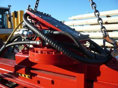 Piling rig - Bauer Fambo Hydraulikhammer HR 2750