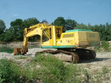 Excavadora de cadenas - Liebherr 942
