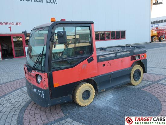 Linde P250 Electric Tow Truck Tractor max 25000KG LINDE P250 ELECTRIC TOW TRUCK TRACTOR 80V 25000KG CAPACITY 2005