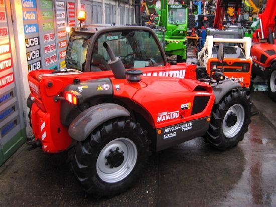 Manitou MLT 634 LSU T Serie F-E3 vgl. MLT 735 741