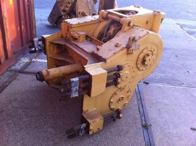 Bulldozer - Caterpillar 58PS & 58N