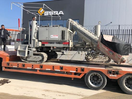 Power-Curber 5700 B