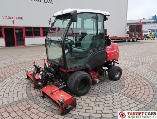 Toro LT3340 3-Gang Hydro 4WD Cylinder Reel Mower