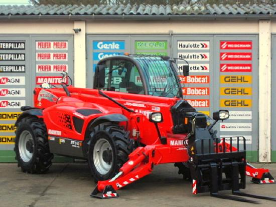 Manitou MT 1840 PRIVILEGE TURBO - 18m / 4t vgl. 1740