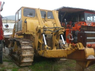 Bulldozer - Caterpillar D9G