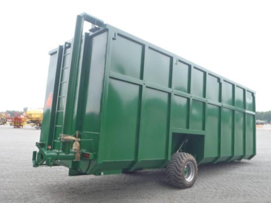 Stalprofil GÜLLEBEHÄLTER, Feldrandcontainer
