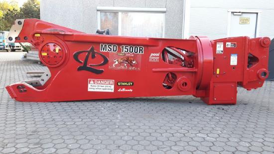 LaBounty MSD 1500 R