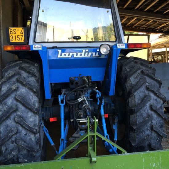 Landini 8550 DT