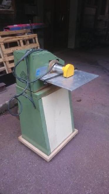 unb. Kunstharz-Kantenschneidmaschine Sudhoff