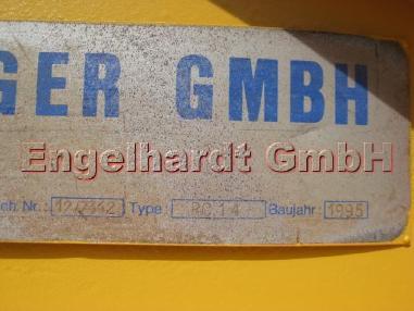 stationäre Brecheranlage - Böhringer Super Vario RC 14