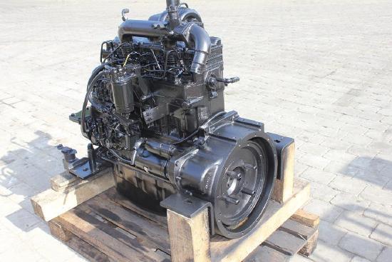 Isuzu Diesel aus JCB 210 LC