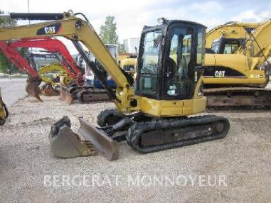 Kettenbagger - Caterpillar 305D CR