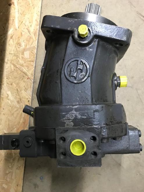 Zettelmeyer ZL 602 , A6VM 107 EZ1/60
