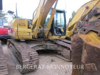 Tracked excavator - Caterpillar 324D