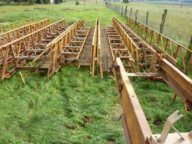 Těžební dopravník - Ostatní Bandanlage 250m