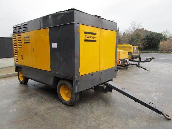 Atlas Copco XATS 456 CD - N